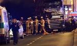 Khủng bố kinh hoàng tại Berlin, ít nhất 9 người thiệt mạng