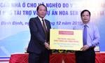 Tập đoàn Hoa Sen hỗ trợ 600 triệu đồng cho đồng bào vùng lũ tỉnh Bình Định