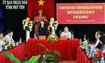 Phó Chủ tịch nước Đặng Thị Ngọc Thịnh thăm người dân vùng lũ