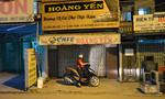 Nam thanh niên bị đâm gục trong quán cà phê