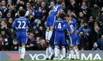 Pedro lập cú đúp, Chelsea thắng nhẹ nhàng
