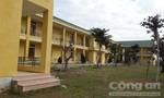 Trung tâm dạy nghề tiền tỷ xây xong rồi bỏ hoang