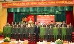 Bế mạc Hội nghị Công an toàn quốc lần thứ 72
