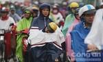 Chủ tịch UBND TP.HCM: Phải giảm kẹt xe trước Tết