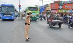 Giao thông cửa ngõ phía Tây Sài Gòn 'dễ thở' ngày cuối năm