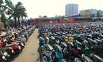 Công an quận 4 tìm chủ sở hữu xe máy