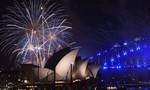 Thế giới rộn ràng đón chào năm mới 2017