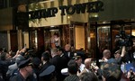 Thị trưởng New York xin tiền chính phủ trả chi phí bảo vệ Trump