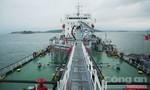 Bắt giữ tàu nước ngoài vận chuyển hơn 4.348 tấn xăng Ron 92 trái phép