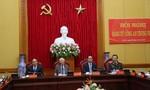 Đảng bộ Công an Trung ương đi đầu trong thực hiện Nghị quyết Trung ương 4 (Khóa XII)