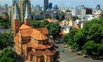 TP.HCM: Kiến nghị tu sửa mái ngói Nhà thờ Đức Bà
