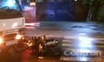Lấn tuyến tông vào xe tải ngược chiều, khiến tài xế xe máy tử vong