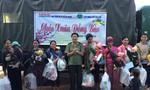Trao quà thân tình cho bà con nghèo tỉnh Đắk Lắk đón Tết