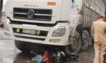 Ô tô cán xe máy cùng chiều, một người chết thảm