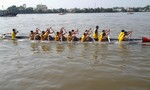 Tưng bừng lễ hội đua thuyền trên sông Đồng Nai
