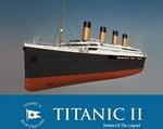 Tàu Titanic 2 sẽ trình làng trong năm 2018