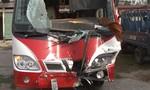 Xe khách tông nhau, 13 người thương vong