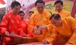 Đại tướng Trần Đại Quang dự lễ khai bút, khai ấn đầu xuân