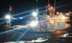 9 ngư dân gặp nạn được ứng cứu kịp thời