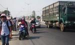 Xe ô tô tông một người đi bộ tử vong