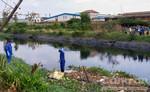 Tìm kiếm thân nhân thi thể nam thanh niên tại kênh Tham Lương