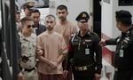 Hai nghi can đánh bom Bangkok chối tội