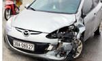 CSGT truy đuổi 'xế hộp' gây tai nạn bỏ trốn