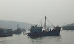 Cứu nạn kịp thời 9 thuyền viên tàu cá gặp nguy hiểm đầu năm