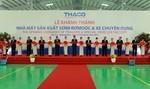 Khánh thành nhà máy Sơmi rơmoóc đầu tiên tại Việt Nam