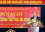 Toà án hai cấp Thủ đô Hà Nội triển khai nhiệm vụ trọng tâm công tác năm 2016