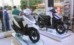 Suzuki trình làng đối thủ Honda Lead, Yamaha Luvias