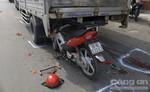Xe máy tông đuôi xe tải, nam thanh niên tử vong