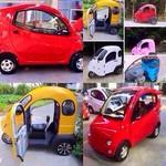 Ôtô điện mini không đủ điều kiện được cấp phép lưu hành