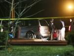 Hung thủ vừa lái xe vừa bắn tỉa, 7 người bị sát hại