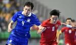 Lúc 18 giờ chiều nay (21-2): Futsal Việt Nam tranh hạng ba với Thái Lan