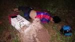 Say rượu, tông vào cột mốc lộ giới tử vong