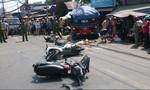 Thêm một thanh niên tử vong trong vụ xe ben lao vào chợ tự phát