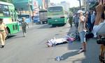 Va chạm xe buýt, thiếu nữ tử vong tại chỗ