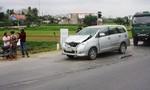 Tai nạn liên hoàn làm một người bị thương