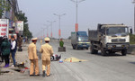 Bị xe tải chèn qua người, nam thanh niên tử vong tại chỗ