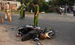 Hai xe đụng nhau, 3 người thương vong
