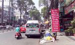 Thêm 2 tuyến đường cấm xe khách dừng, đậu ở Sài Gòn