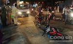 Truy tìm xe ô tô liên quan trong vụ tai nạn chết người