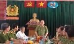 Thứ trưởng Bùi Quang Bền thăm, chúc Tết gia đình các đồng chí nguyên lãnh Tổng cục, Ban An ninh Trung ương Cục miền Nam đã quá cố