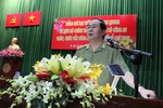 Đại tướng Trần Đại Quang, Bộ trưởng Bộ Công an thăm và chúc tết Công an TP.HCM