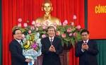 Ông Hoàng Trung Hải được phân công làm Bí thư Thành ủy Hà Nội