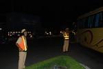 CSGT trắng đêm điều tiết giao thông