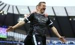'Hốt xác' Man City, Leicester vững vàng tiến bước