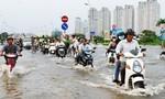 Nguy cơ ngập nước vào dịp Tết tại TP.HCM