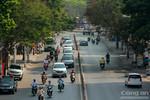 Người dân nô nức xuống phố mùng 1 Tết Bính Thân 2016